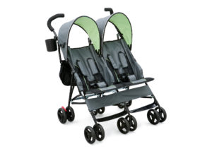 Review of the Delta Children LX Side by Side Umbrella Stroller